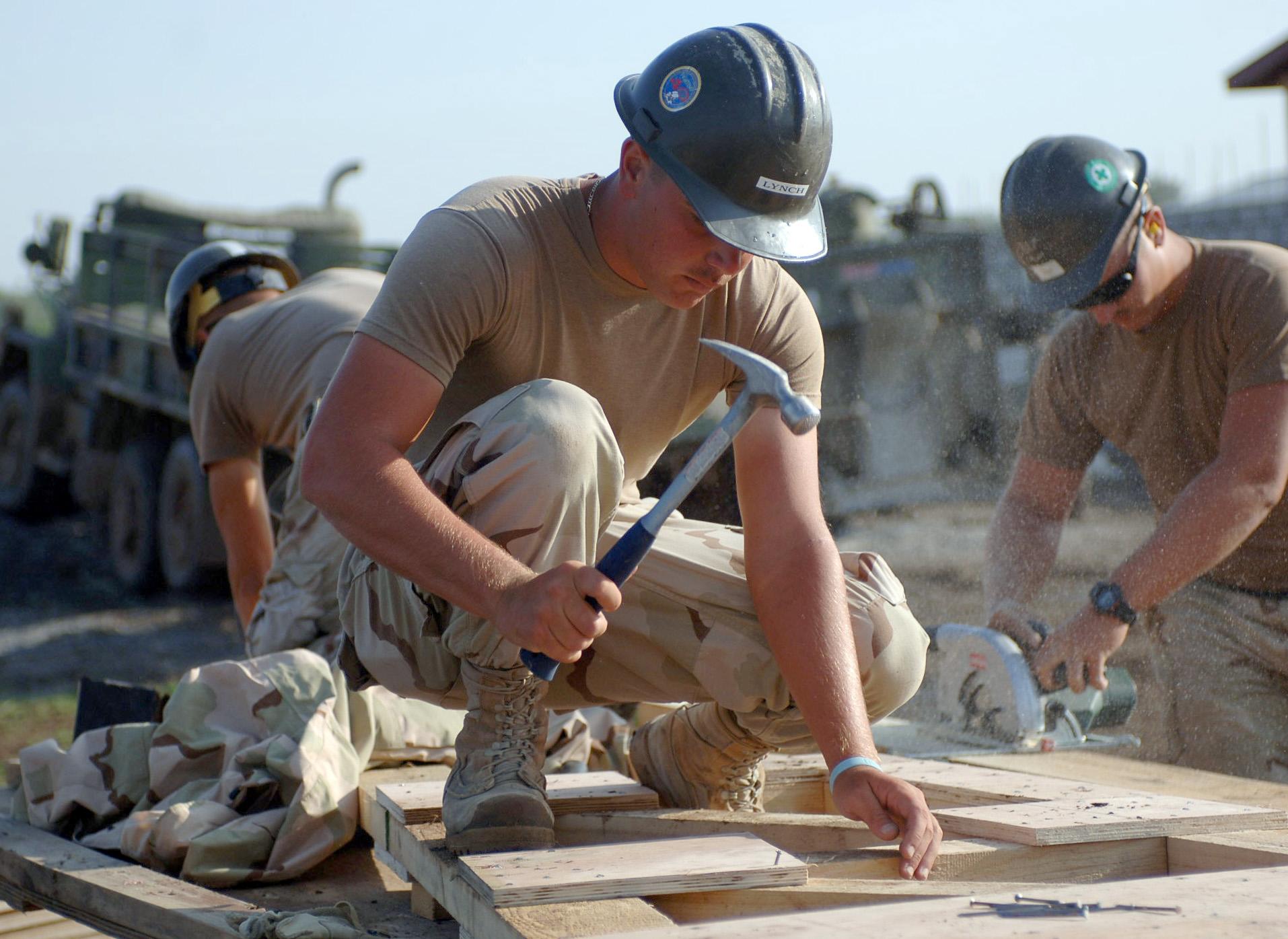 File us navy 071006 n 1003p 001 builder constructionman for Builder contractors