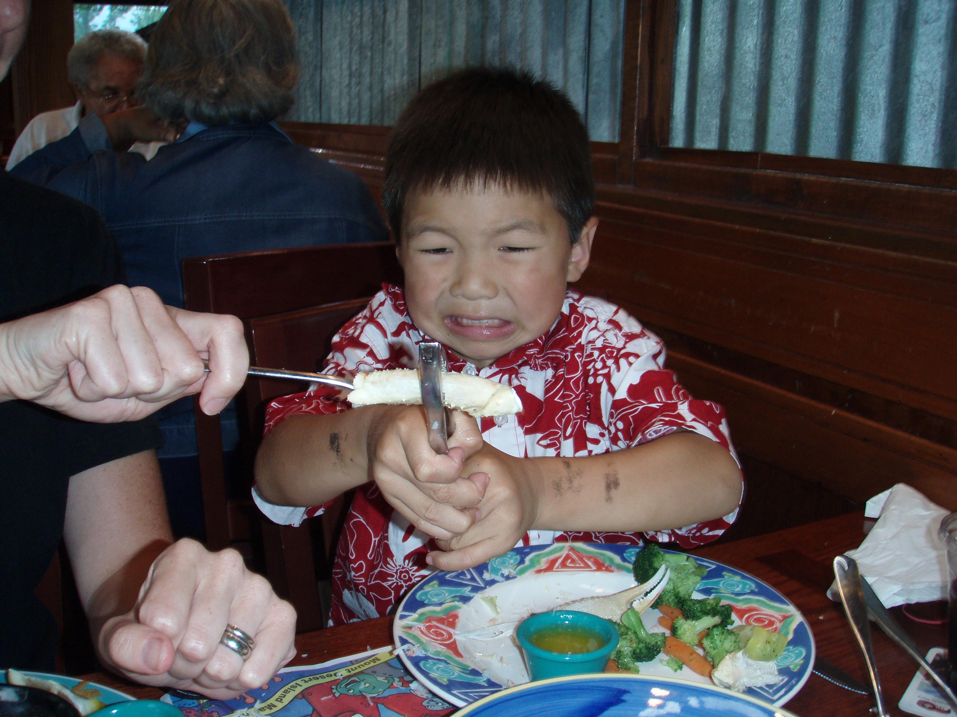 Newberg Oregon Restaurant Kid Birthday Party