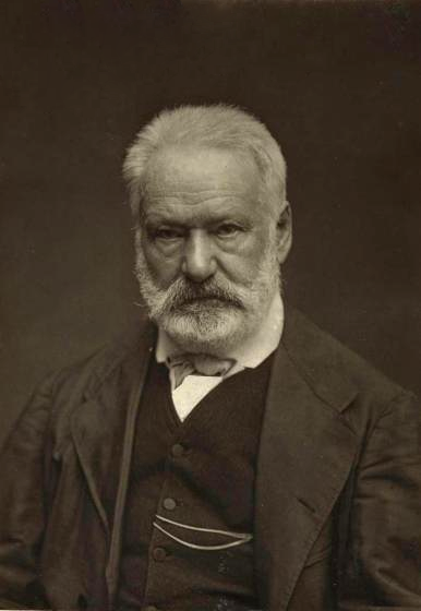 file victor hugo by tienne carjat wikimedia commons. Black Bedroom Furniture Sets. Home Design Ideas
