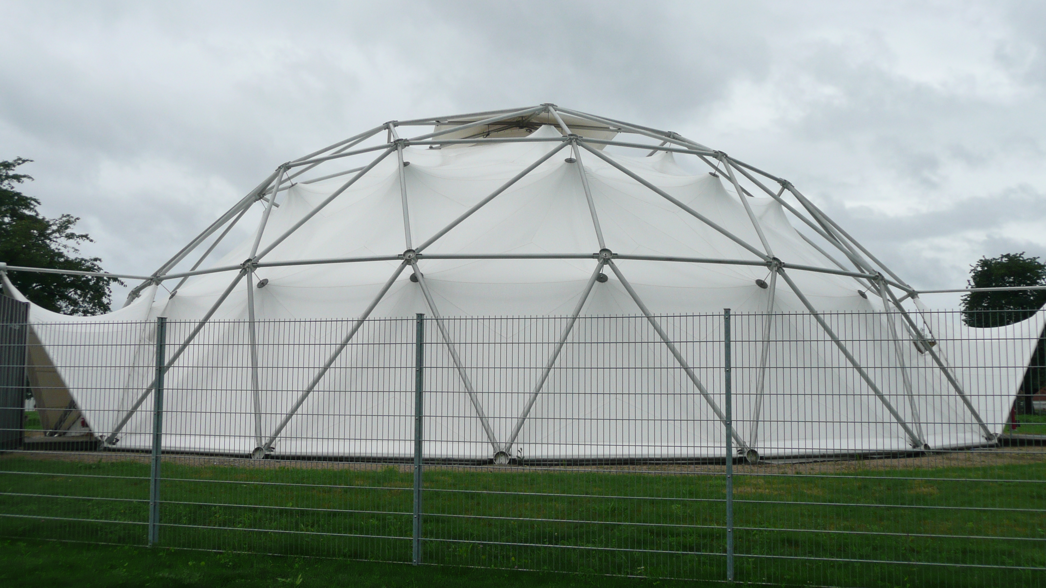 Geodätische Kuppel geodätische kuppel