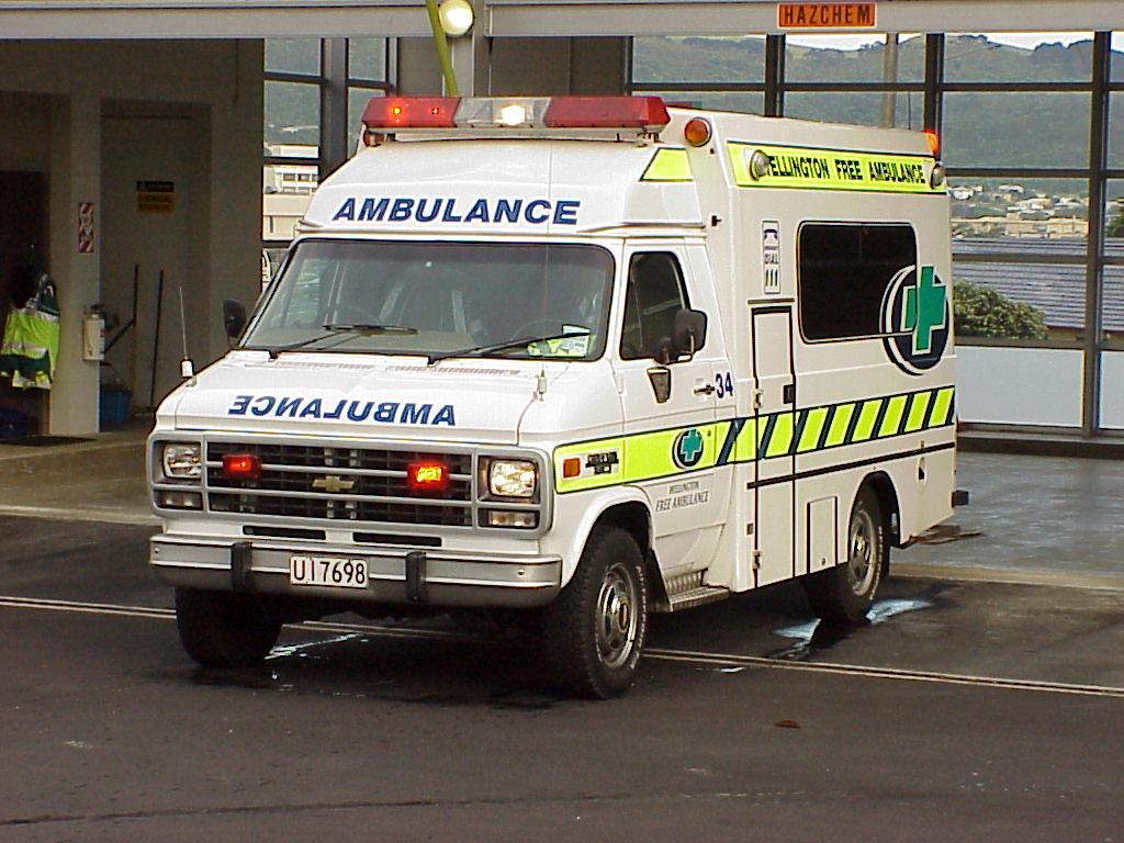 New Zealand ambulance services