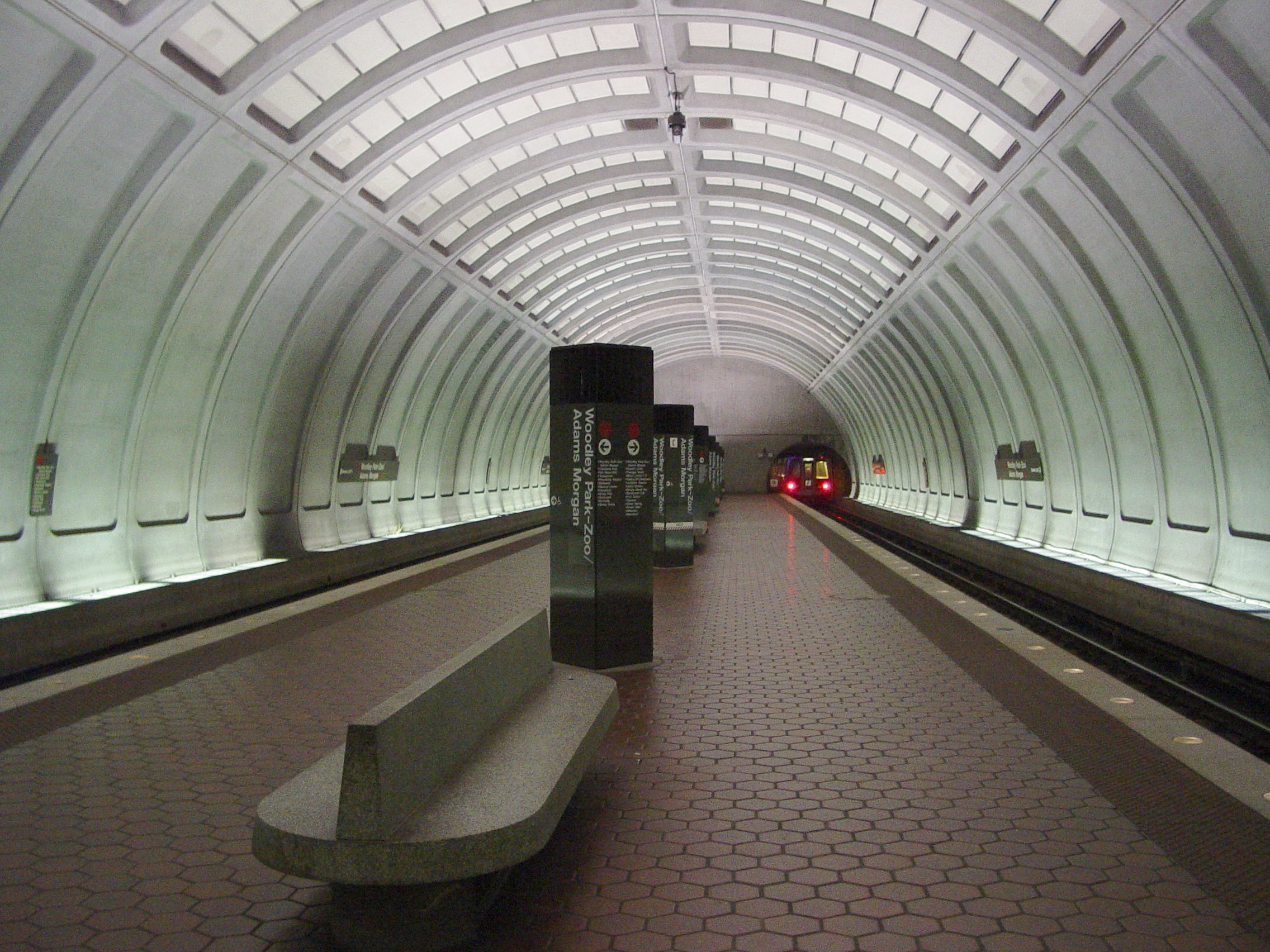 Woodley Park station - Wikipedia on