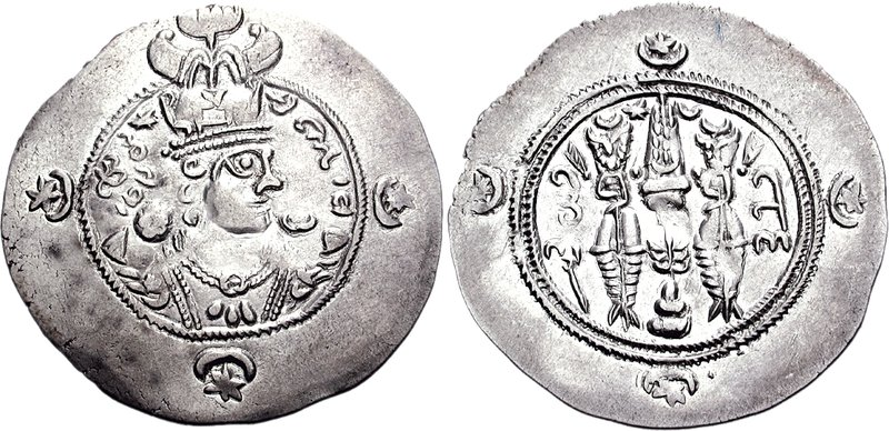 سکه ساسانی