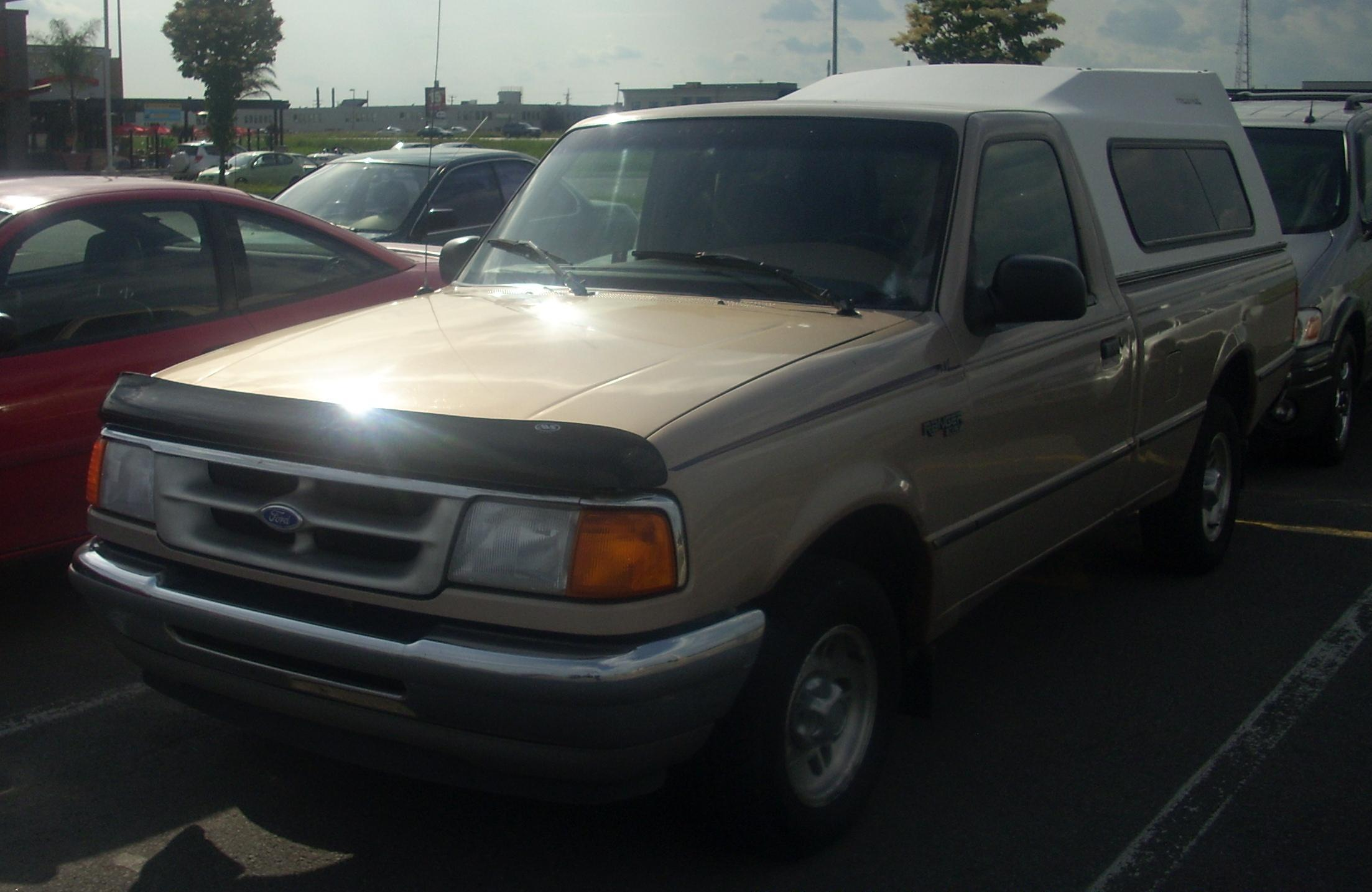 File95 97 ford ranger regular