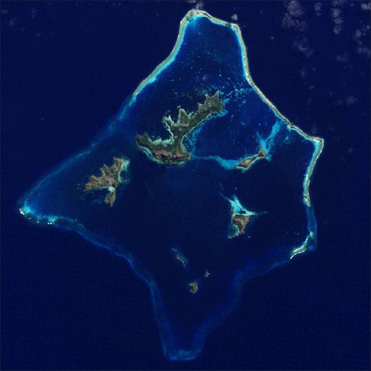 Fichier:Îles Gambier image satellite.jpg