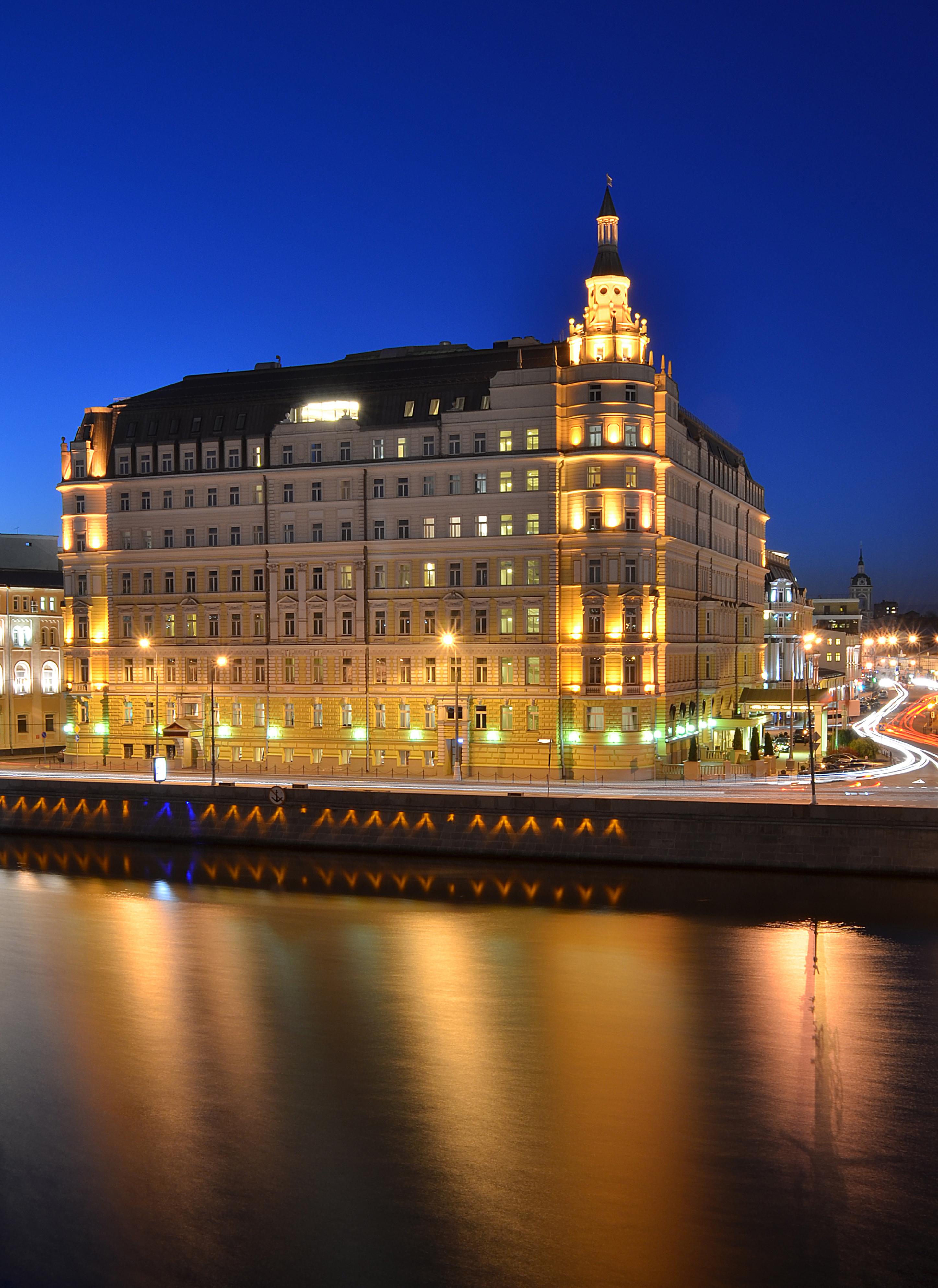 самые крутые отели москвы фото тут