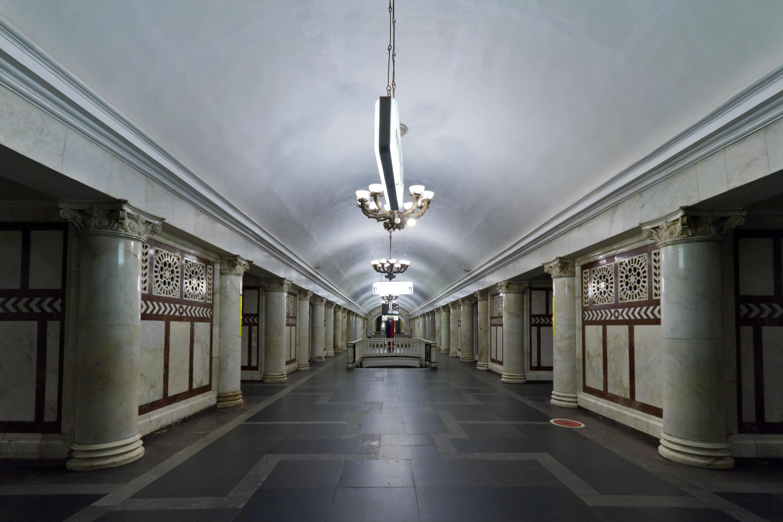 Станция метро павелецкая фото