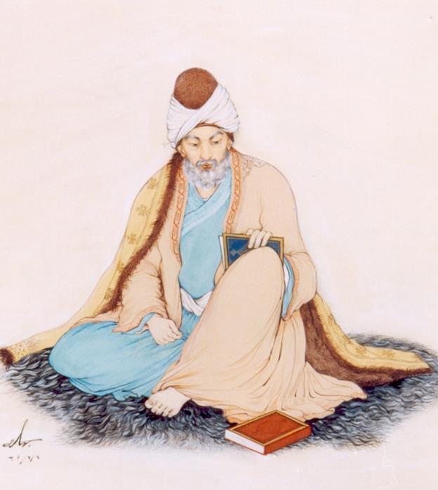 Yalal ad-Din Muhammad Rumi - Wikipedia, la enciclopedia libre