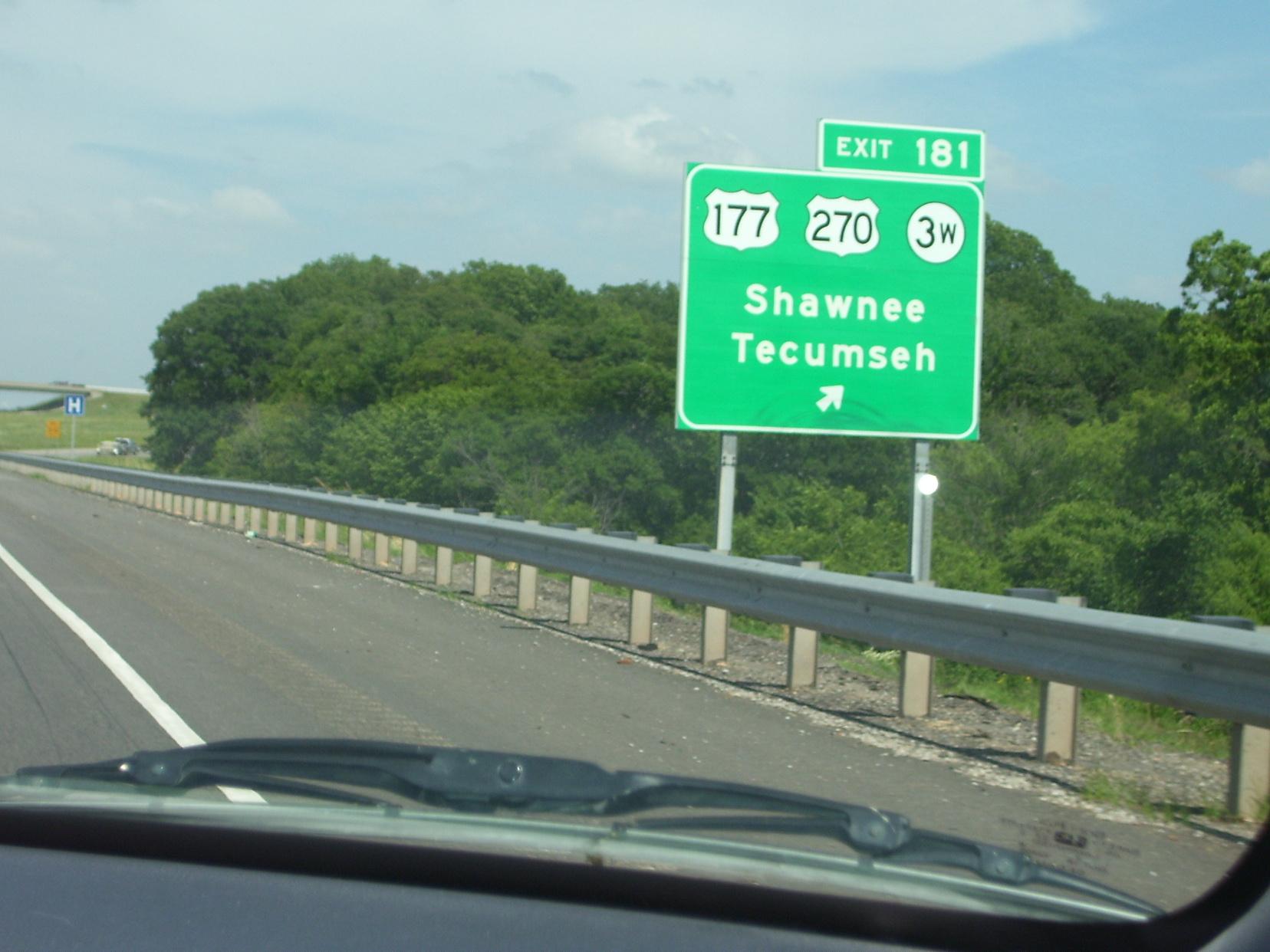 Exit 181