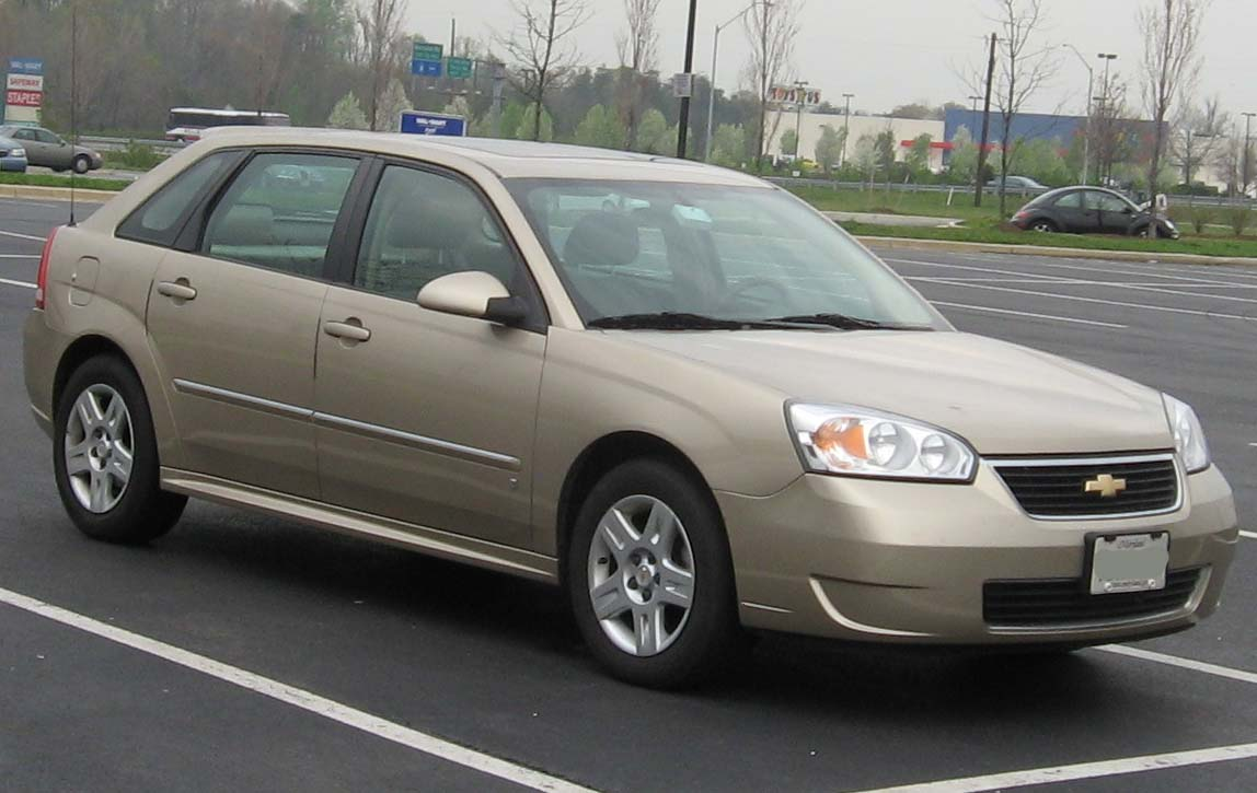 07 Chevy Malibu | Autos Post