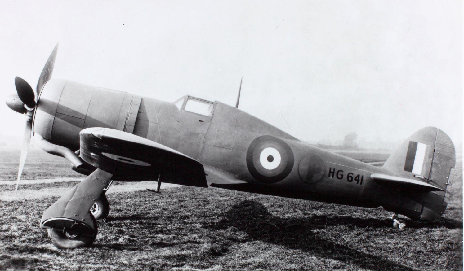 Kuvahaun tulos haulle Hawker Tornado