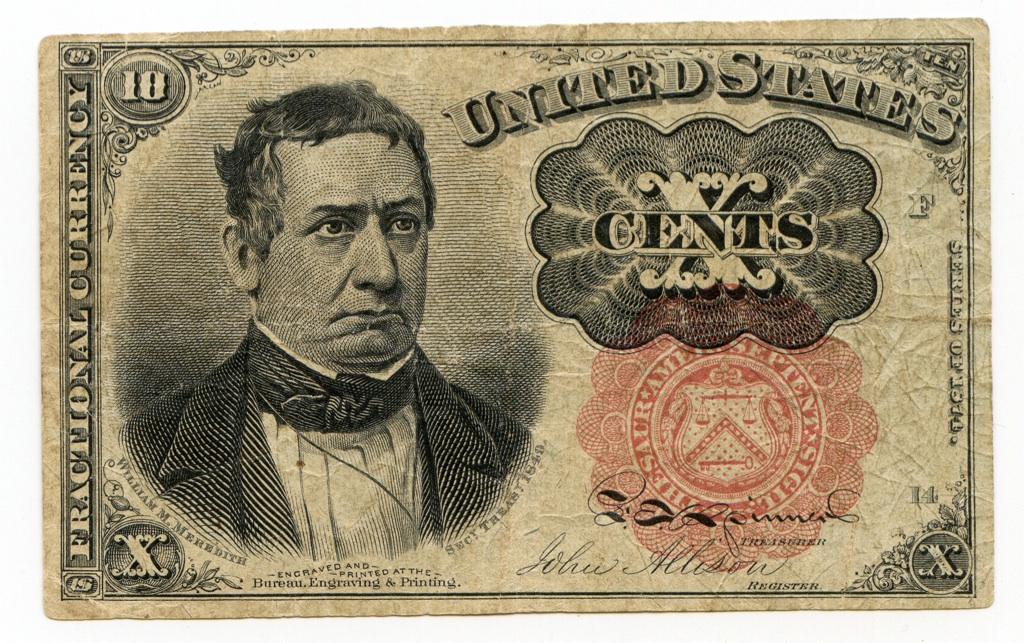 history of paper currency