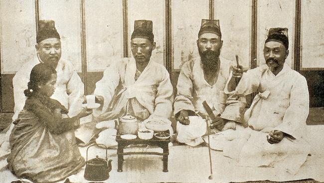 1910년대 조선 기생