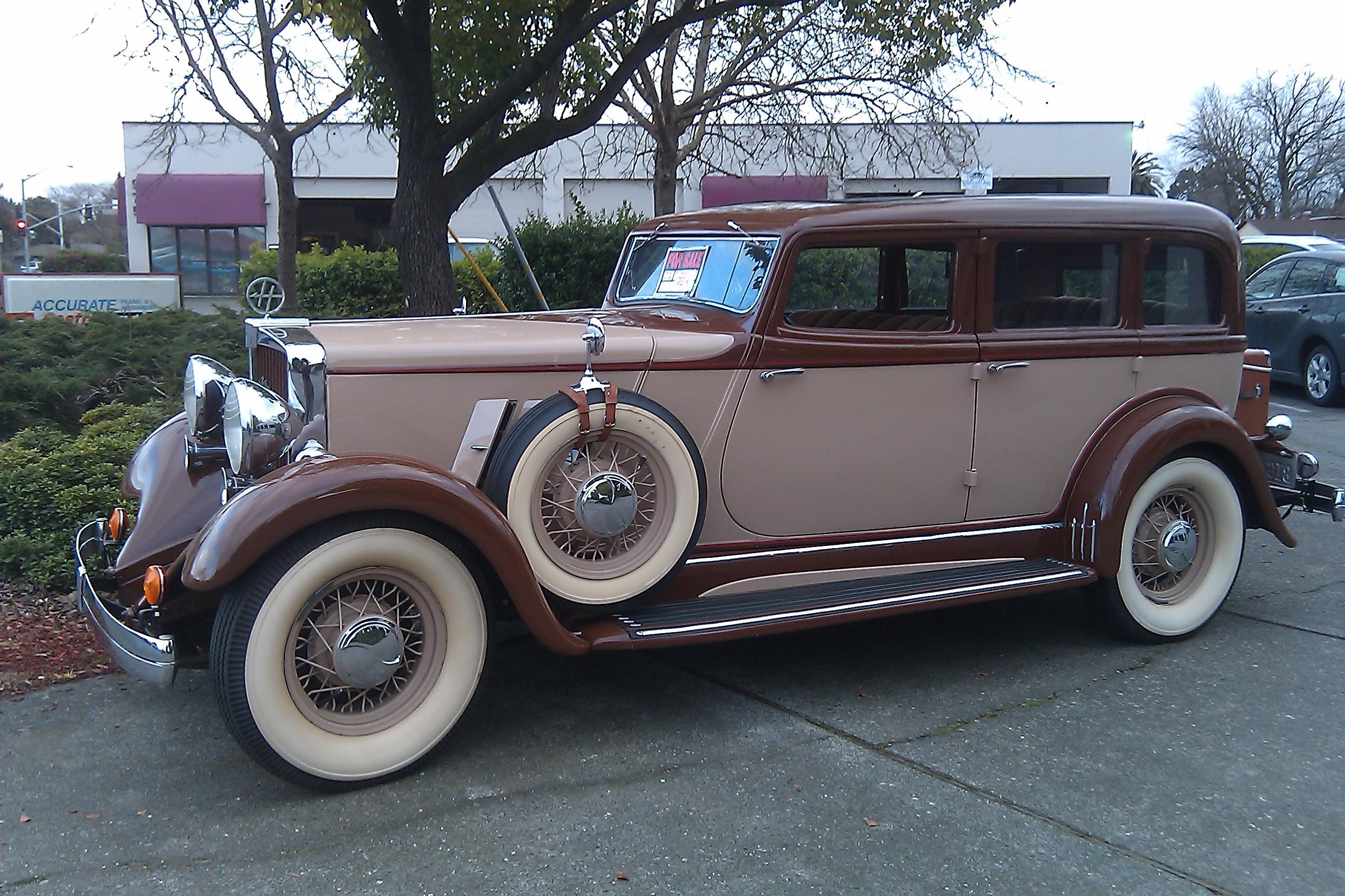 File:1932 Hupmobile (5492799095).jpg - Wikimedia Commons