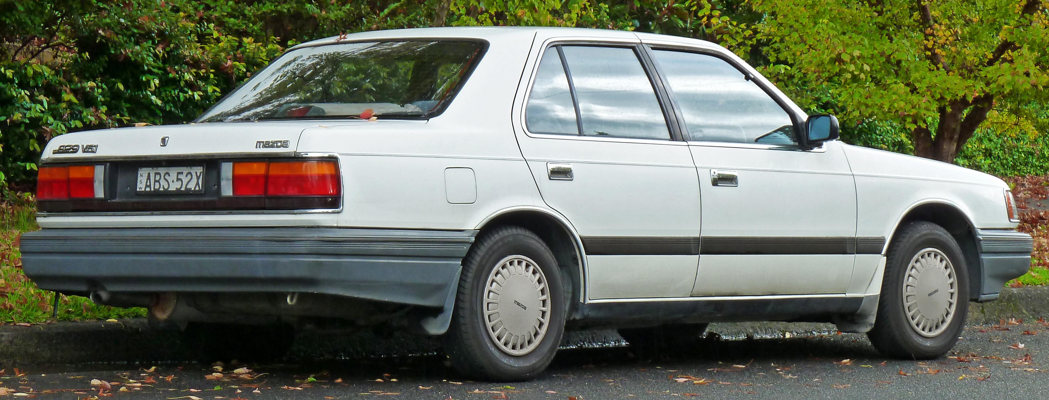 File 1987 1989 Mazda 929 Hc Sedan 2011 04 28 02 Jpg