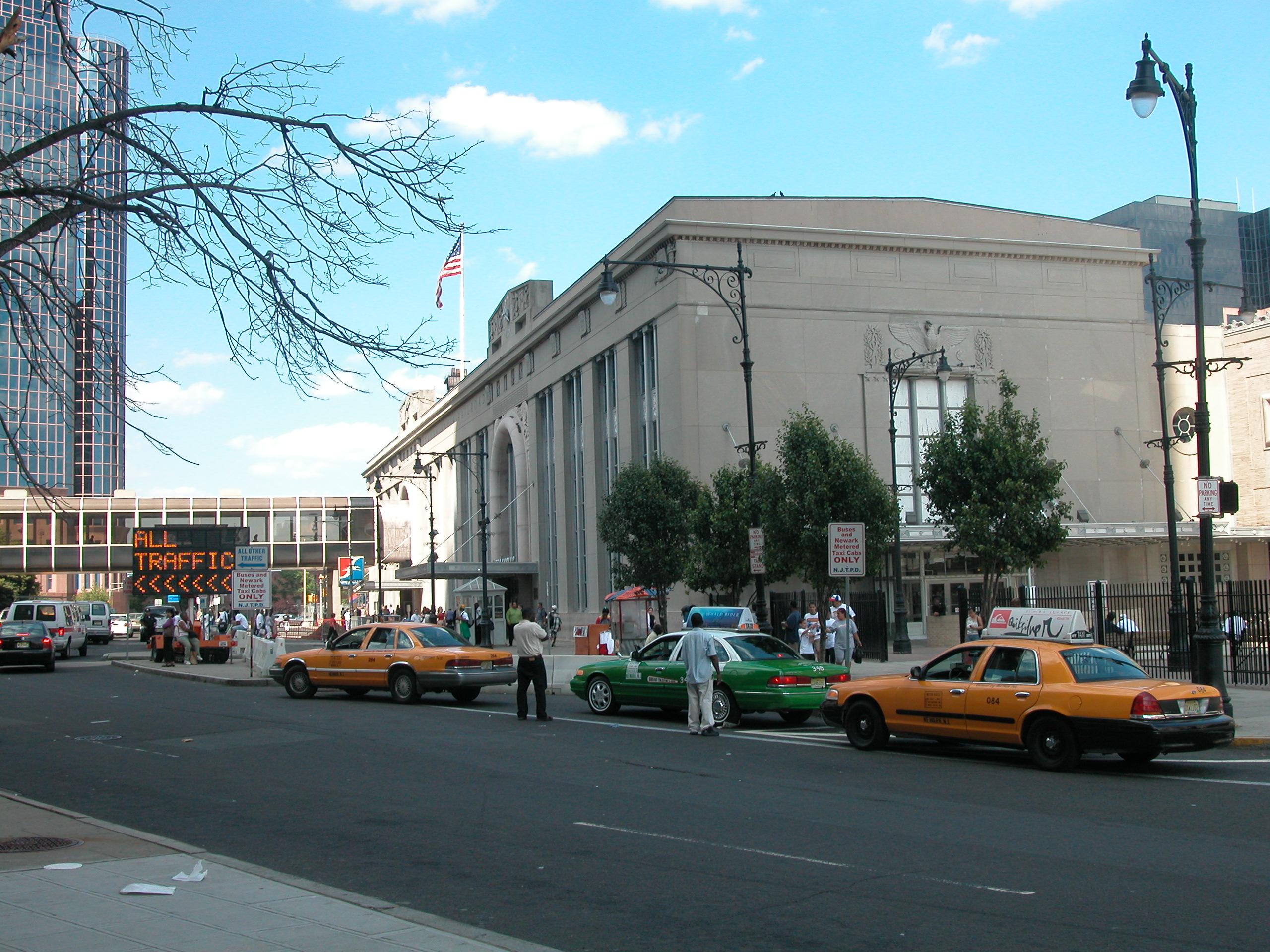 Penn Station Newark Nj To Long Island