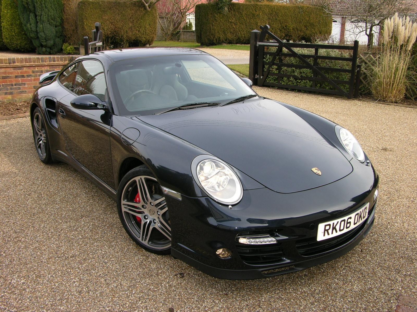 File 2006 Porsche 911 997 Turbo Flickr The Car Spy