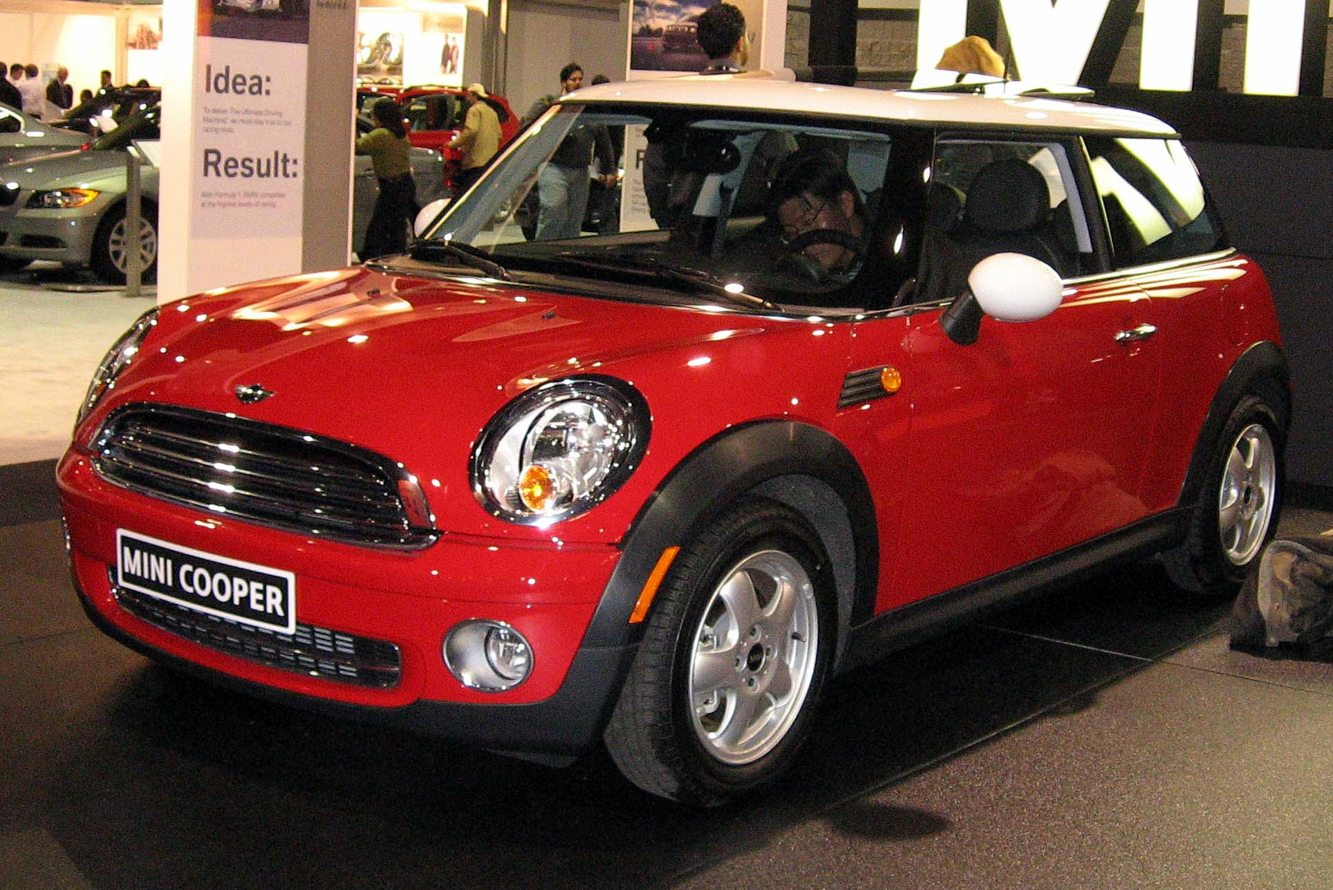 2007 mini cooper d related infomation specifications weili automotive network. Black Bedroom Furniture Sets. Home Design Ideas