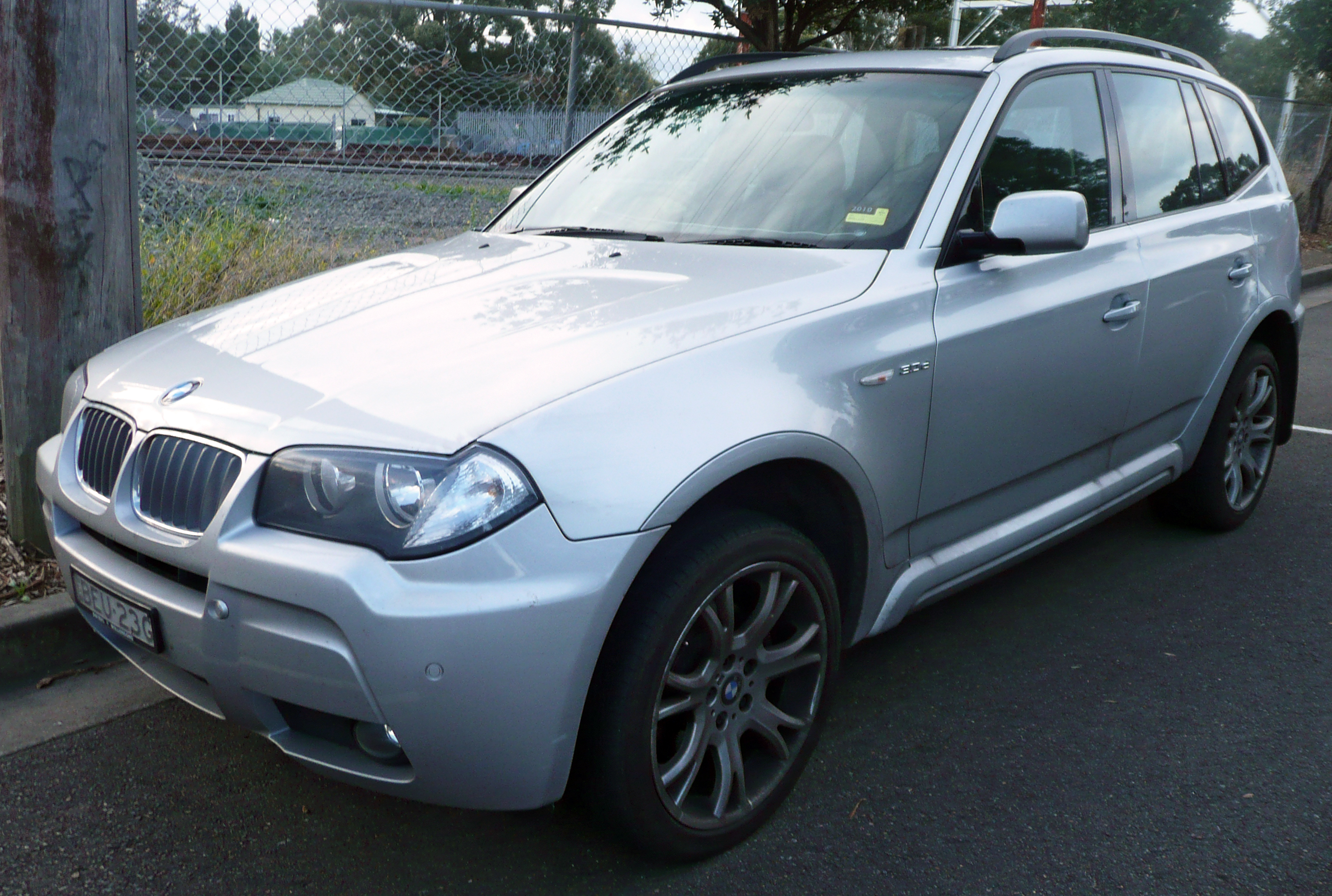 sweet car second hand 2008 bmw x3 e83 for sale. Black Bedroom Furniture Sets. Home Design Ideas