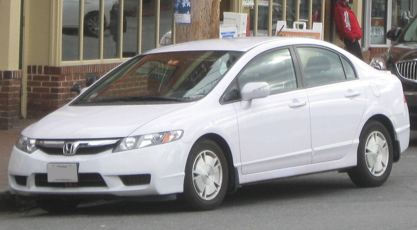 File:2009 2010 Honda Civic Hybrid    01 28 2010.