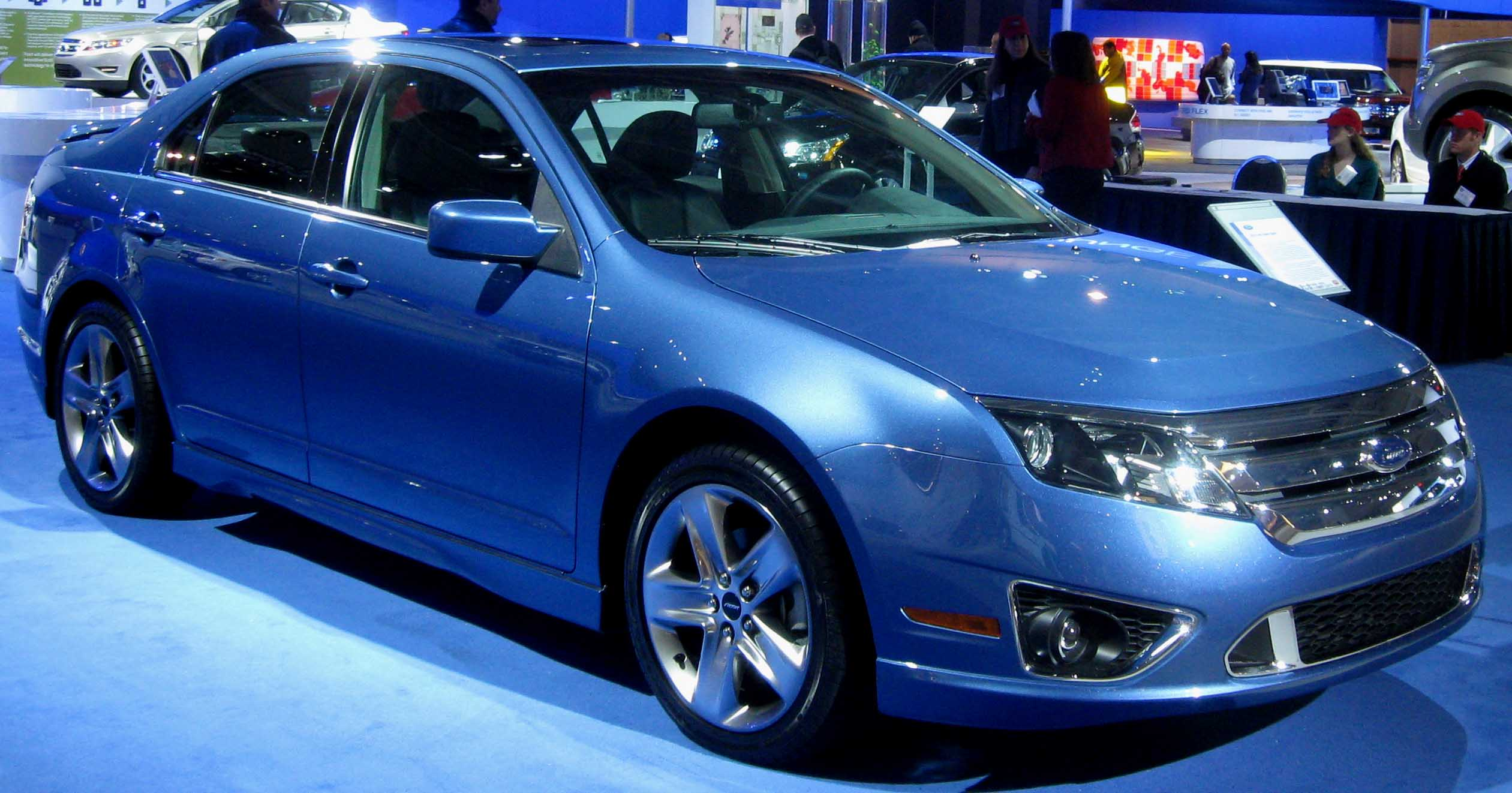 file 2010 ford fusion sport wikimedia commons. Black Bedroom Furniture Sets. Home Design Ideas