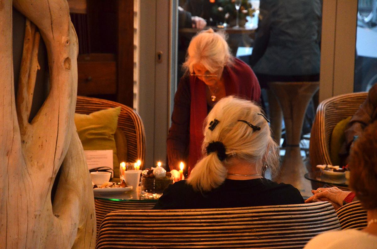 Sympathisch Hotel Loccumer Hof Hannover Galerie Von Advent Freundeskreis Hannover, Märchenerzählerin Karin