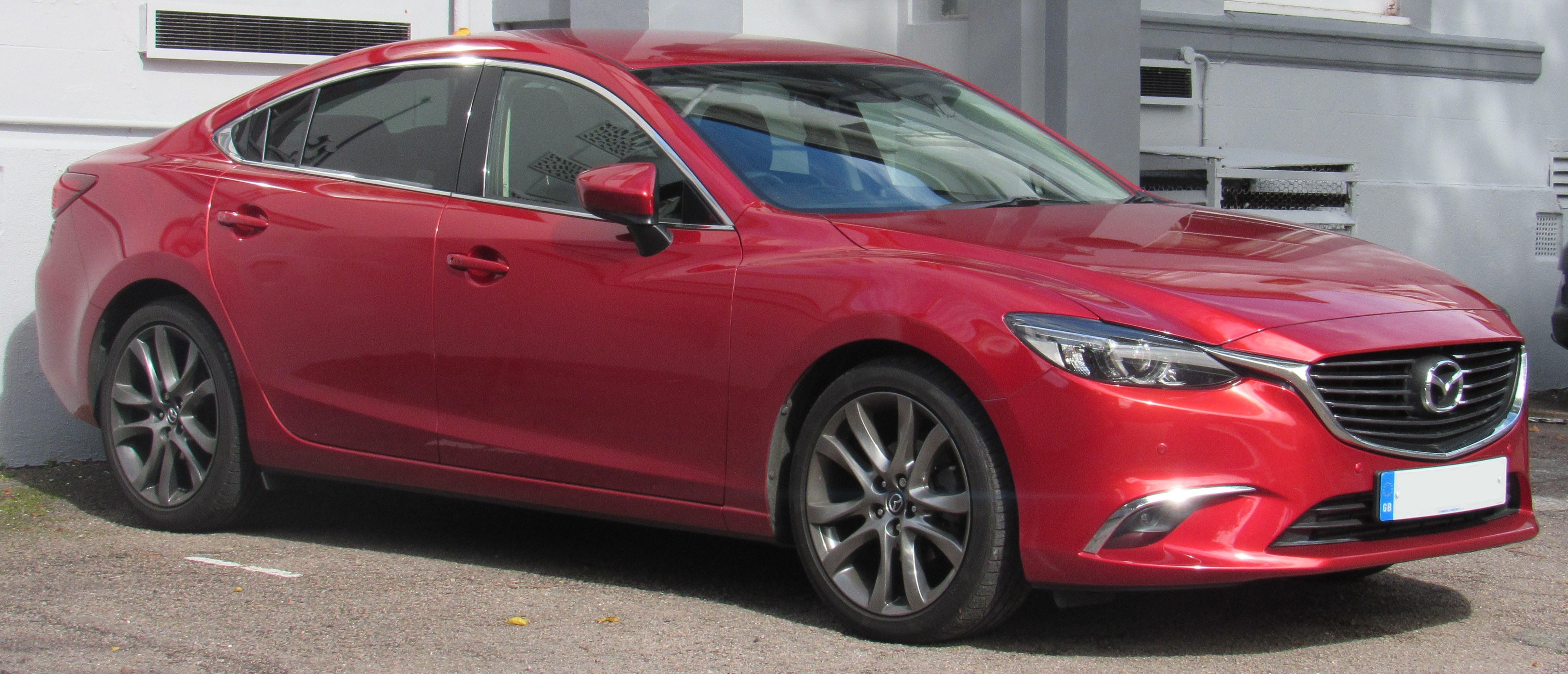 Build A Mazda >> File:2015 Mazda6 Sport 2.2.jpg - Wikimedia Commons