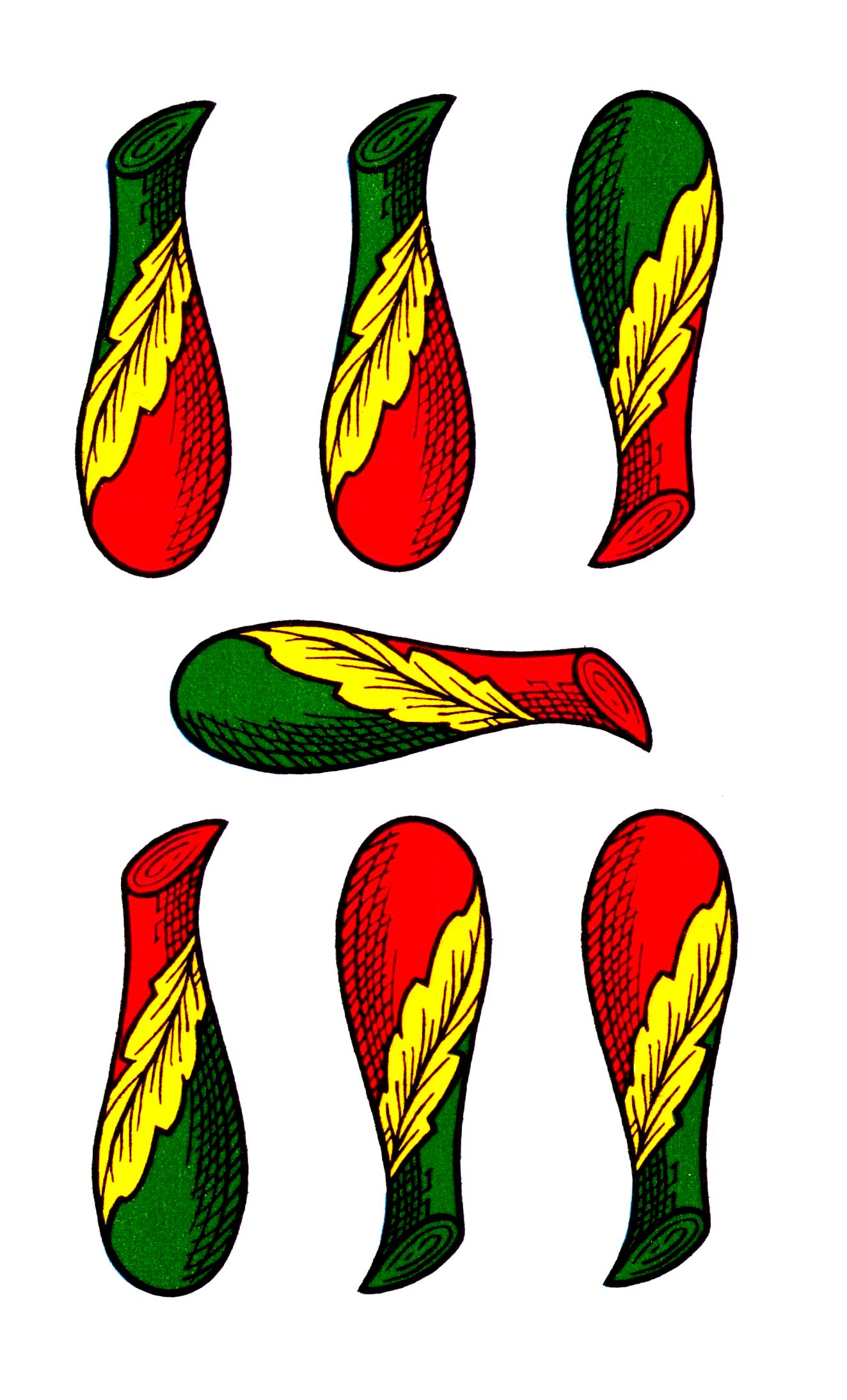 File 37 sette di wikipedia for Due di bastoni carte napoletane