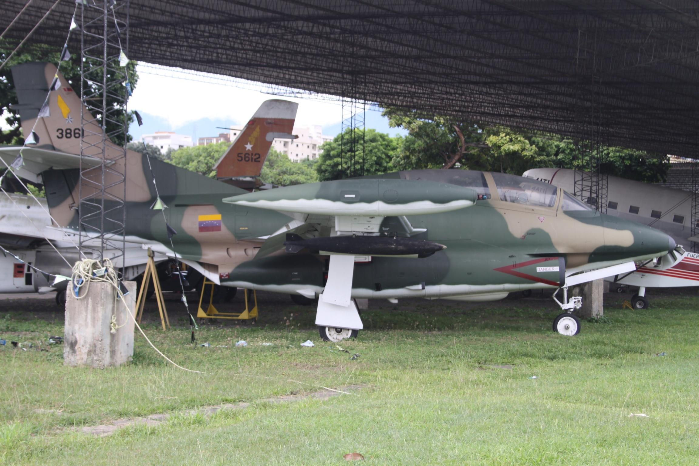 File:3861 Rockwell T-2 Buckeye Venezuela Airforce (7453195154).jpg