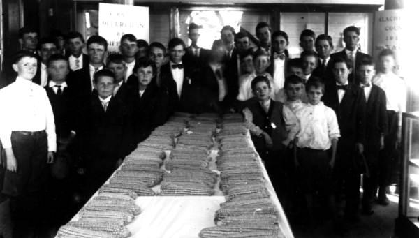 Corn club in Florida, 1911