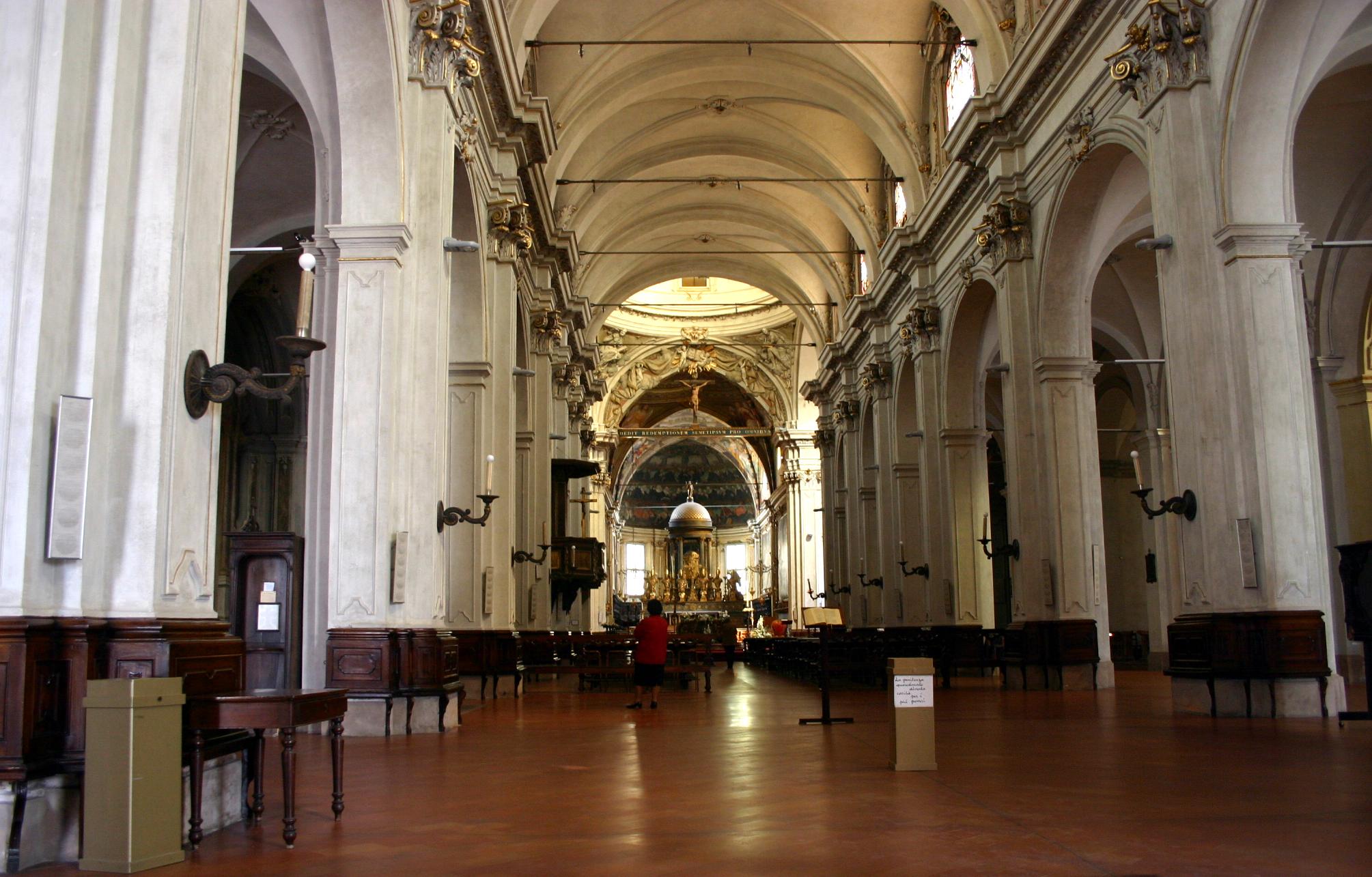 File 8379 Milano San Marco Interno Foto Giovanni