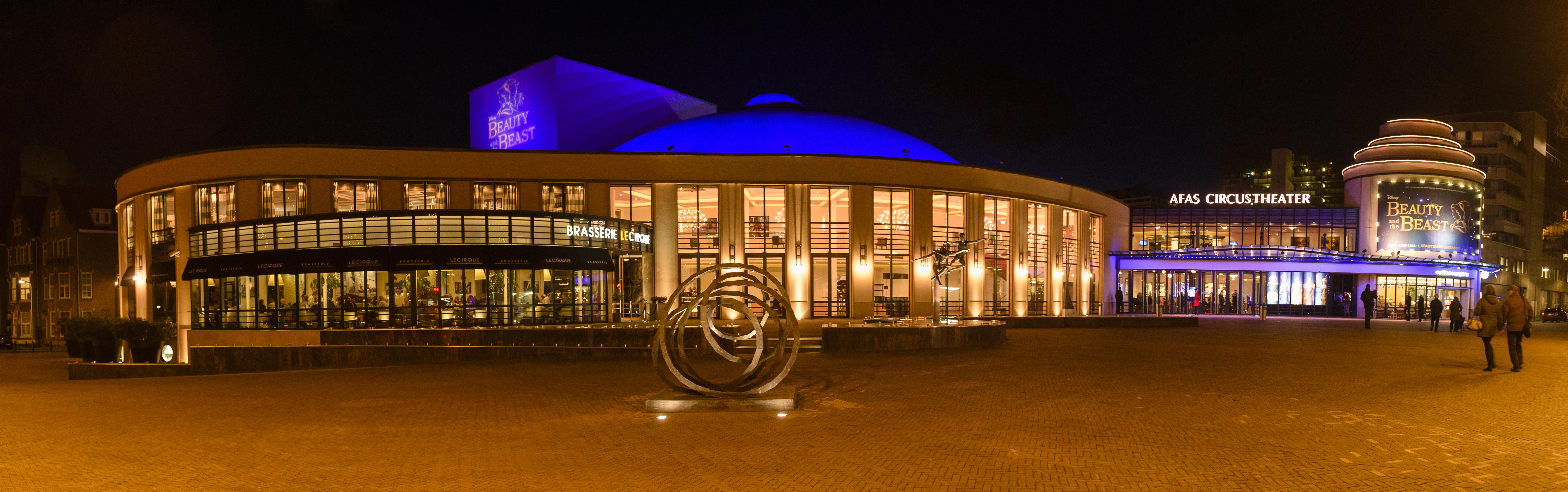 AFAS Circustheater, Beauty and the Beast.jpg