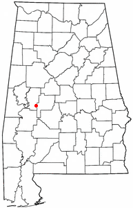 Loko di Newbern, Alabama