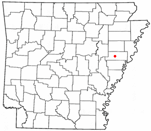 Loko di Forrest City, Arkansas