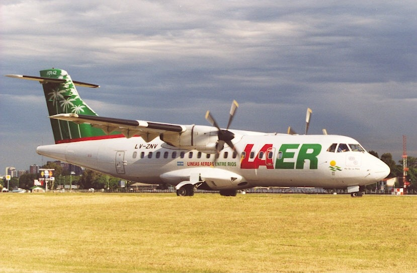 Resultado de imagen para LAER Líneas Aéreas