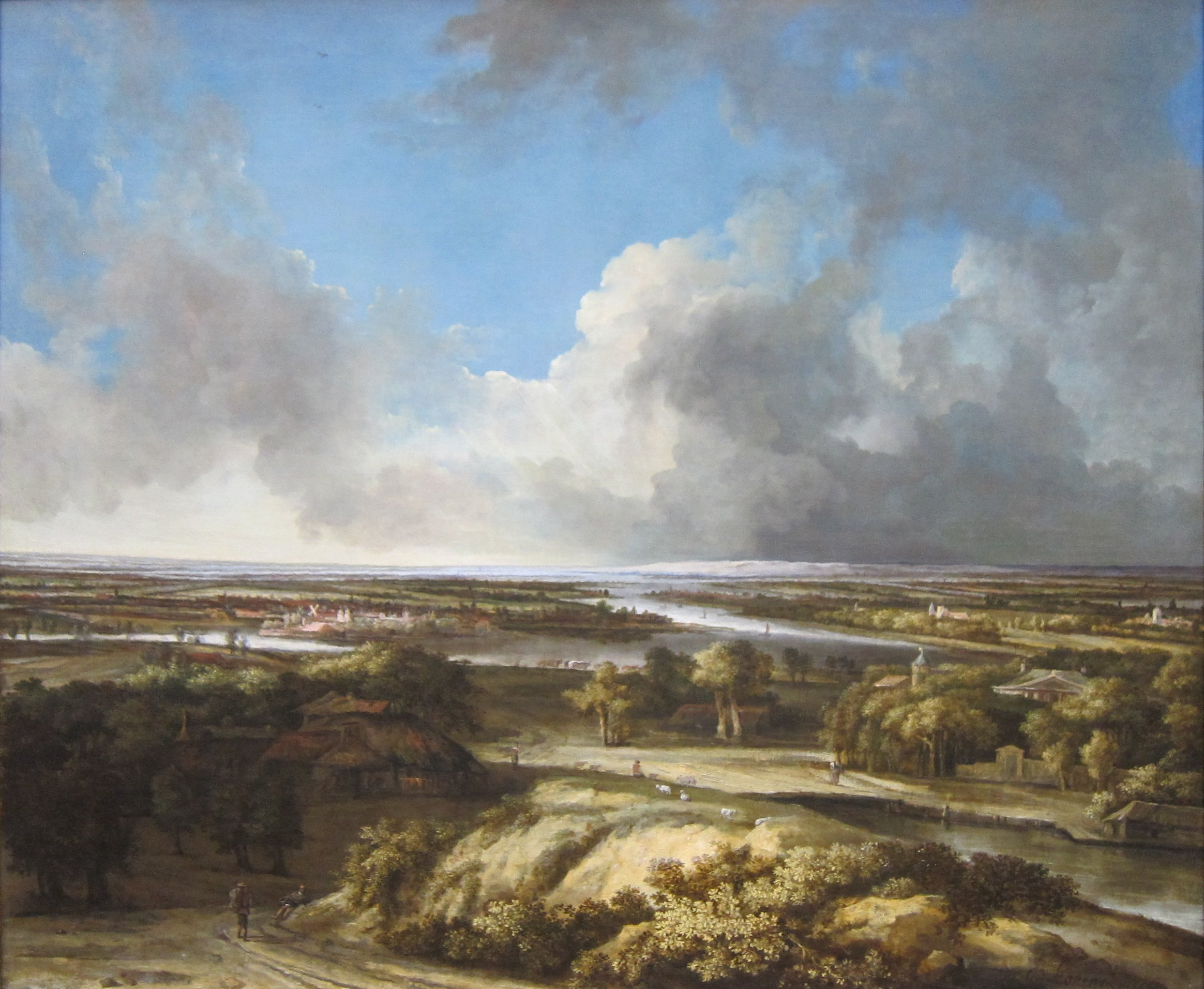 English Landscape Oil Paintings Topsham