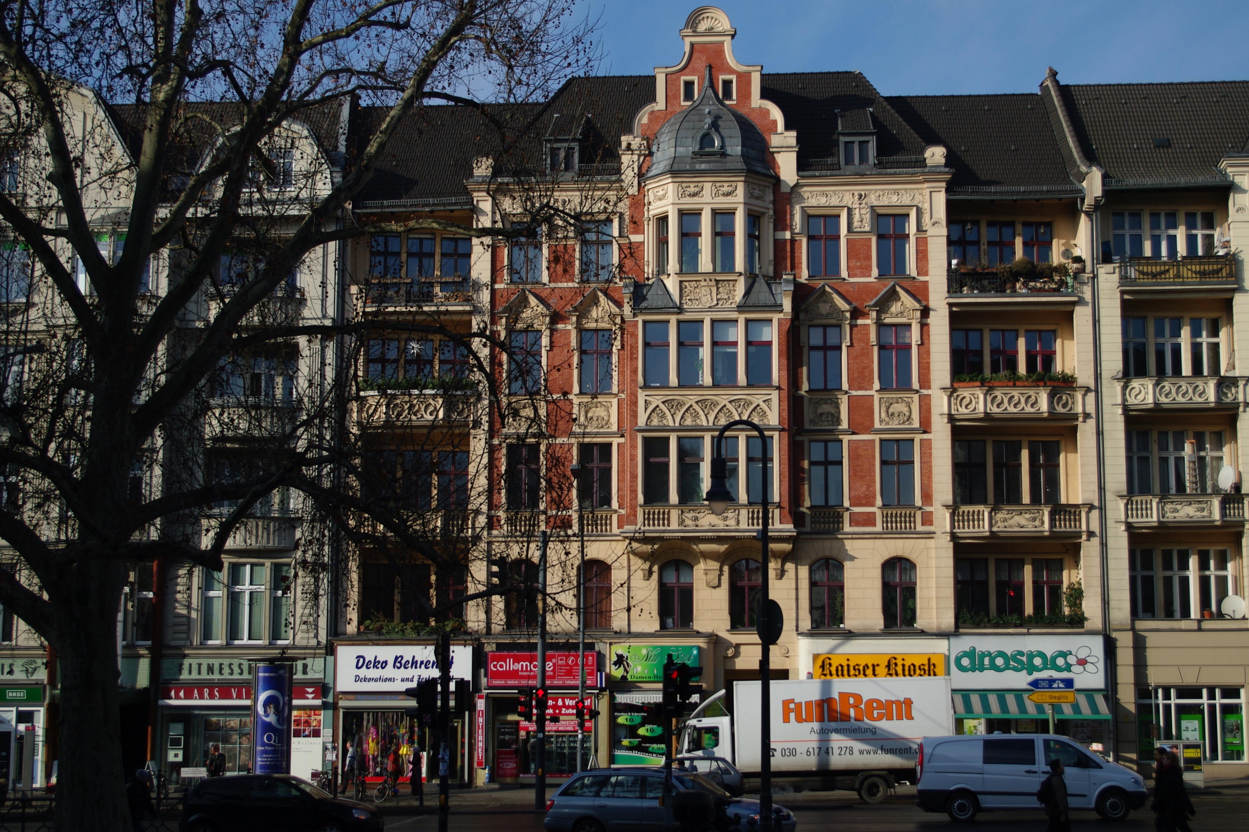 hauptstraße schöneberg
