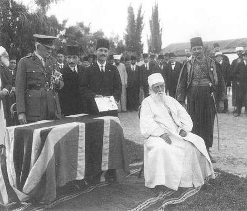 عباس افندی