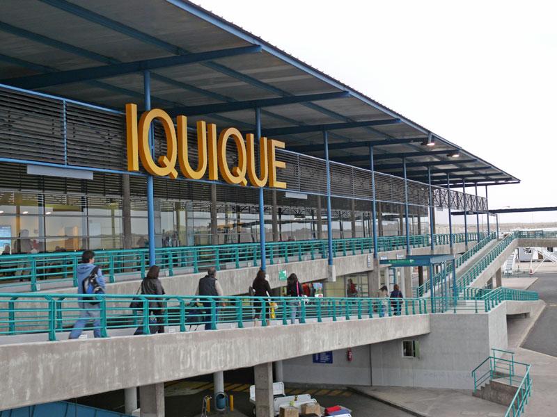 Diego Aracena International Airport - Wikipedia