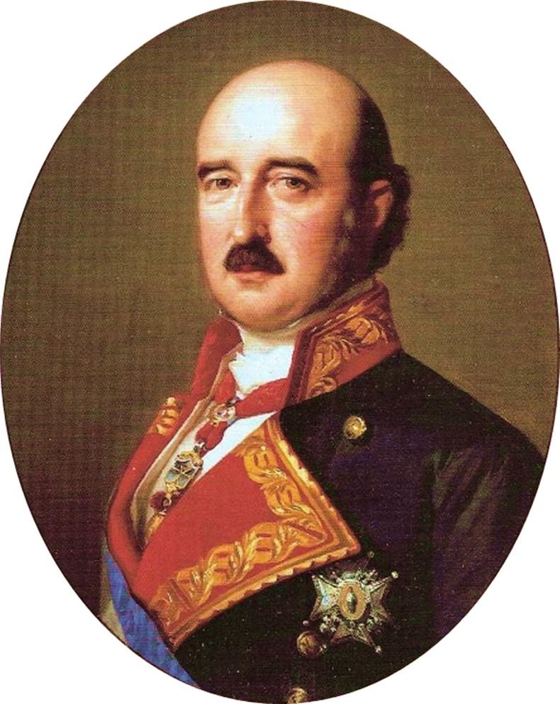 Adesivo De Rosto ~ Agustín Fernando Muñoz, Duke of Riánsares Wikipedia