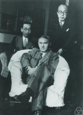 Y.Akizuki, C.Chevalley and A.Kobori