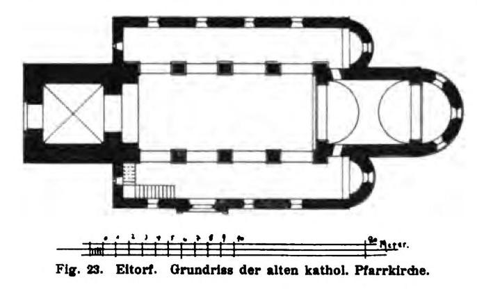 Dateialte Kirche Eitorf Grundrissjpg Wikipedia