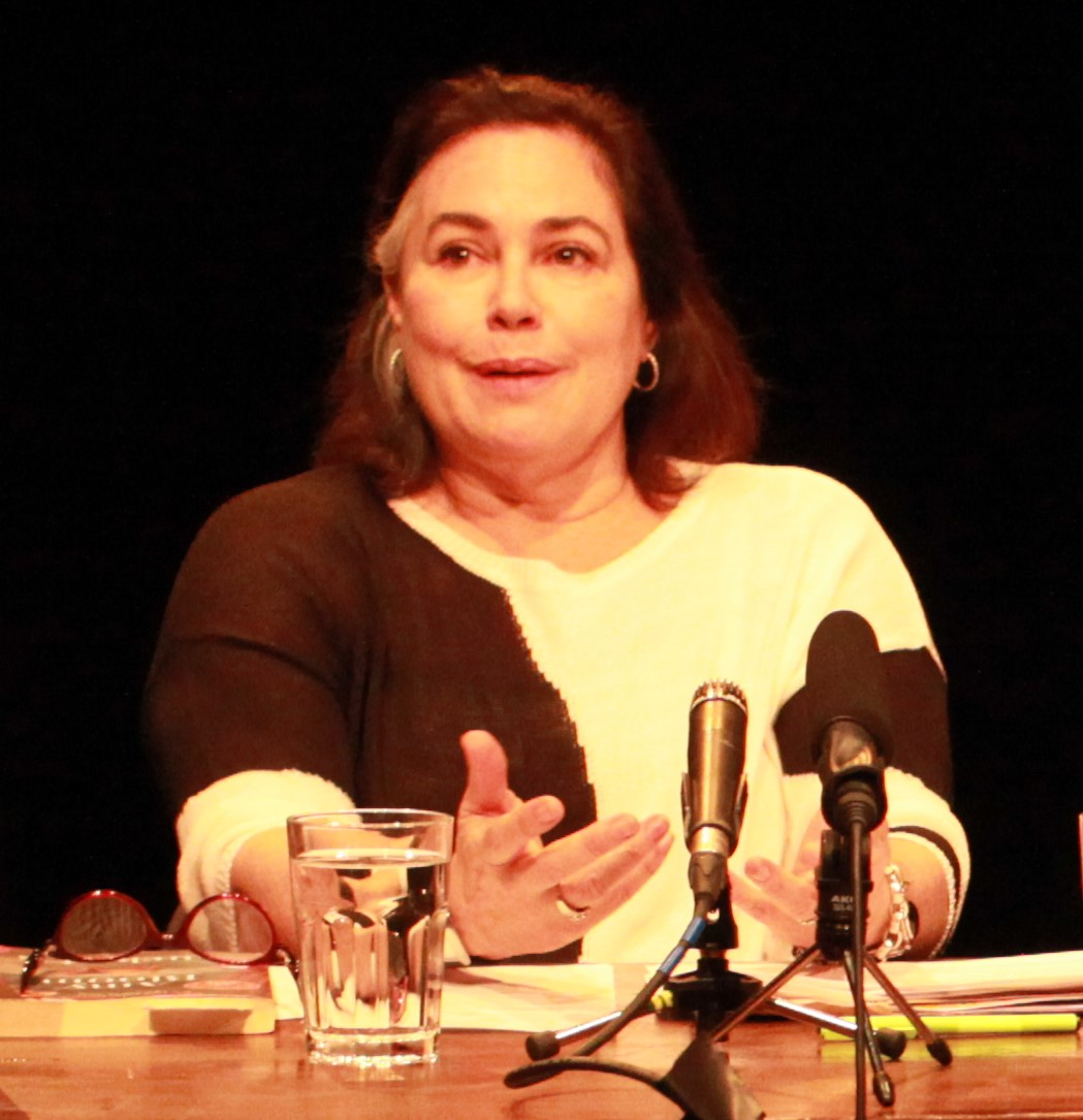 Amy Bloom at the English Theatre Berlin, March 2015