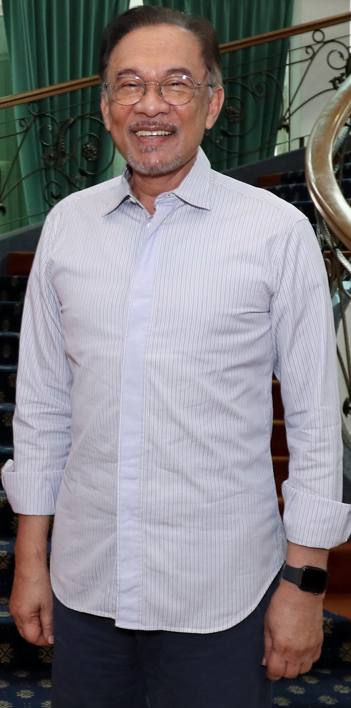Anwar Ibrahim - Wikipedia