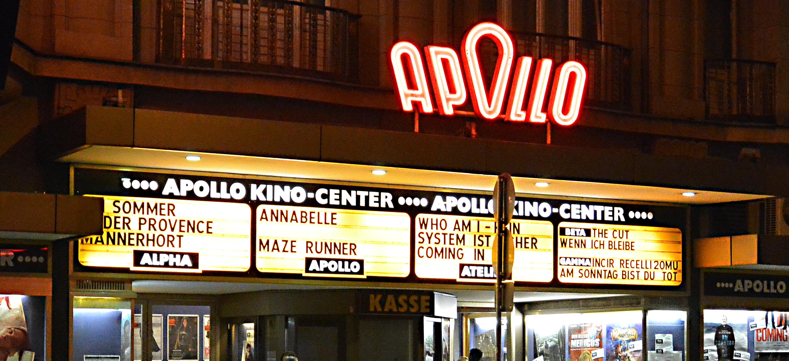 Kinoprogramm Wiesbaden Apollo