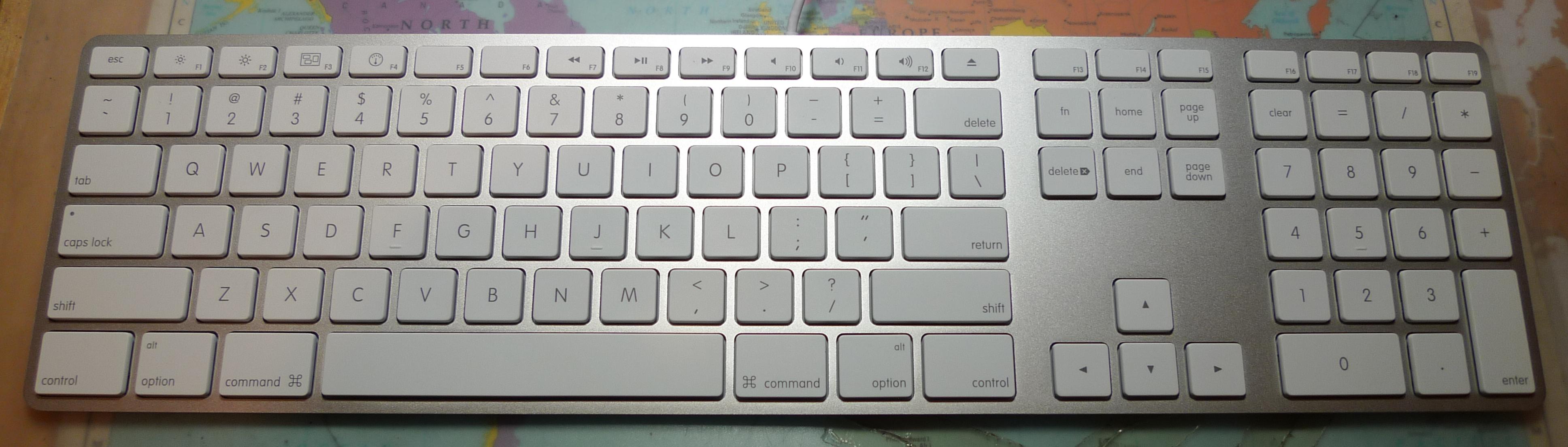 imac laptop keyboard - photo #12