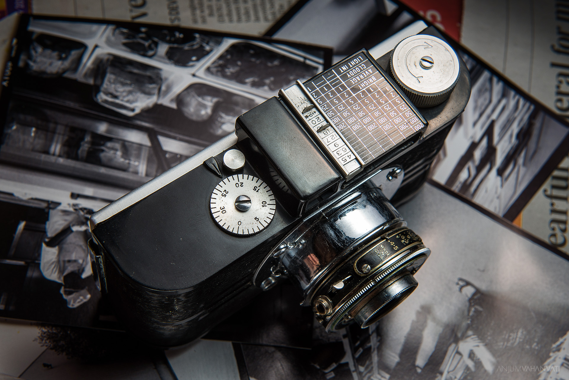 Argus a2b contraptions in photography history.