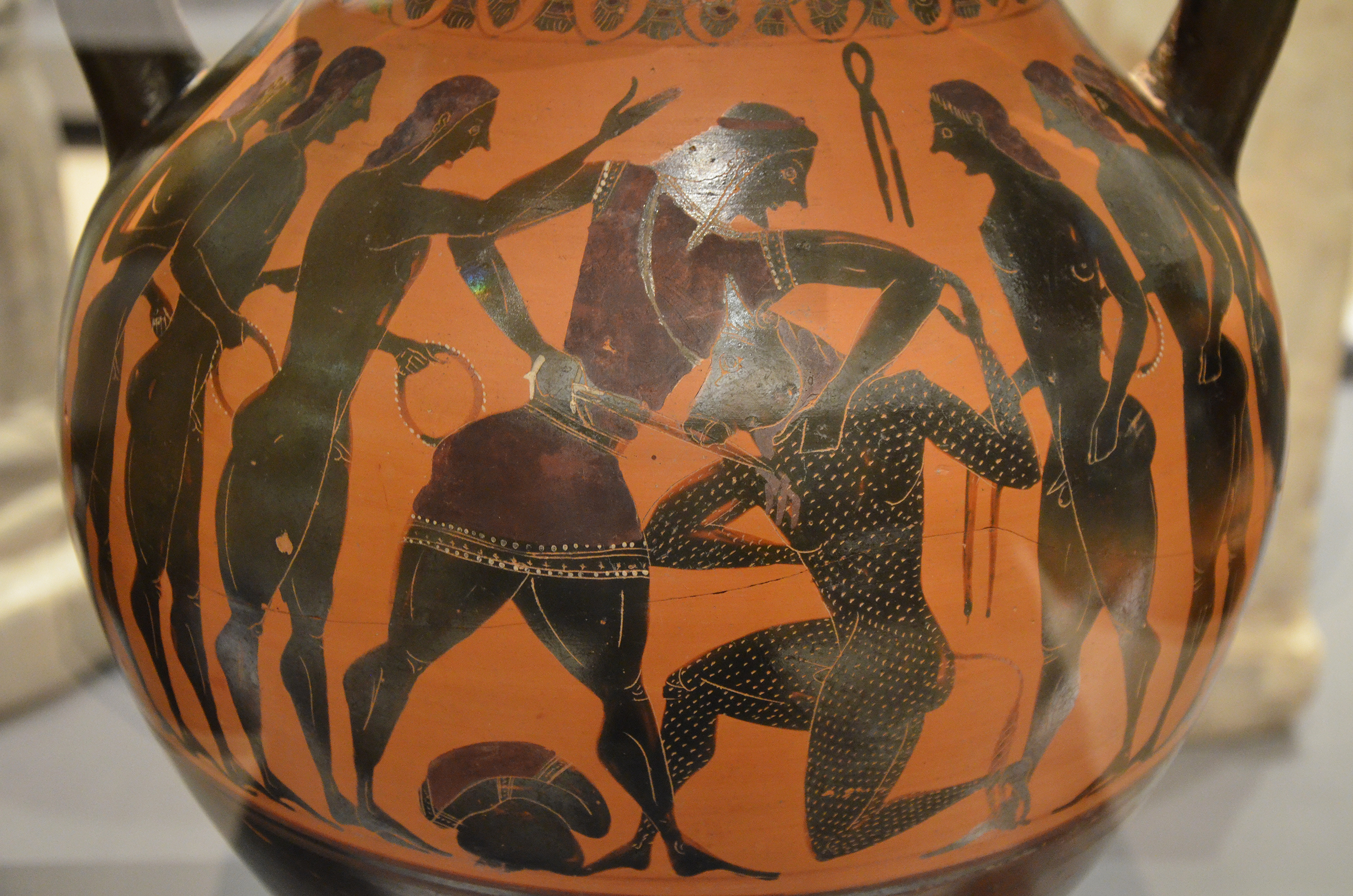 The history of ancient greece podcast december 2016 photovase painting of theseus slaying the minotaur reviewsmspy
