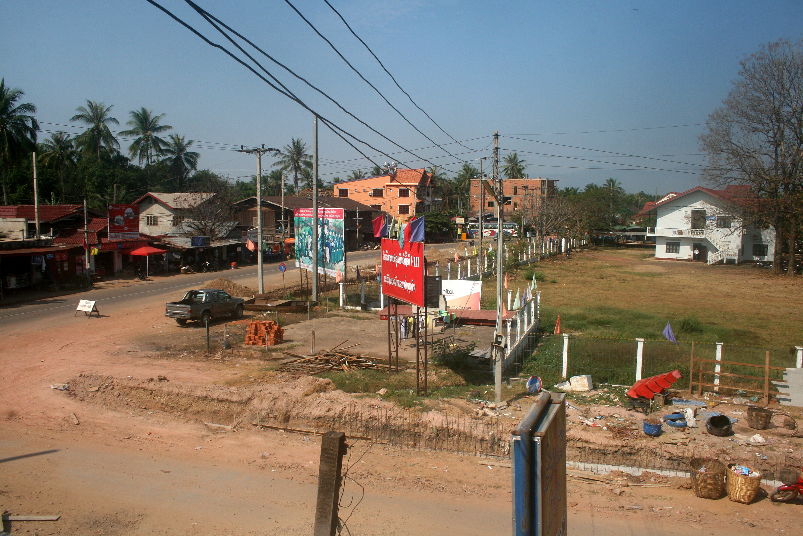 Attapeu Laos  city images : Attapeu town Wikimedia Commons