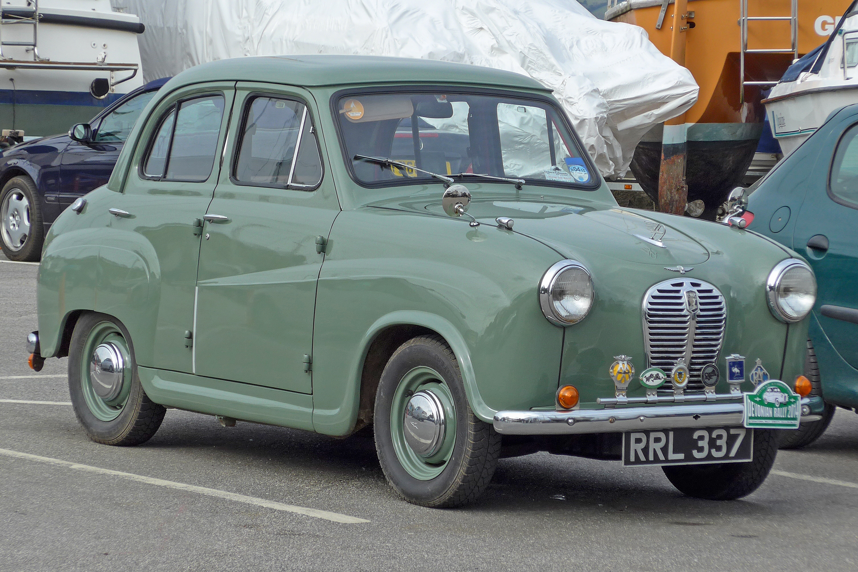 Classic Morris Cars On Show BRAND NEW SEALED FREE P/&P